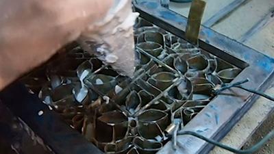 Como se fabrica una baldosa hidraulica - Baldosas hidraulicas precio ...